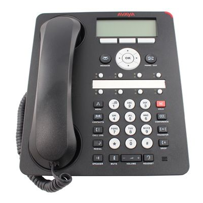 Avaya 1408 Digital Phone with 8-Buttons, 3-Line Display (700469851)
