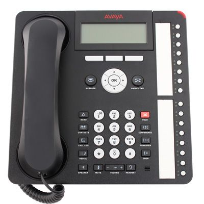 Avaya 1416 Digital Phone with 16-Buttons, 4-Line Display