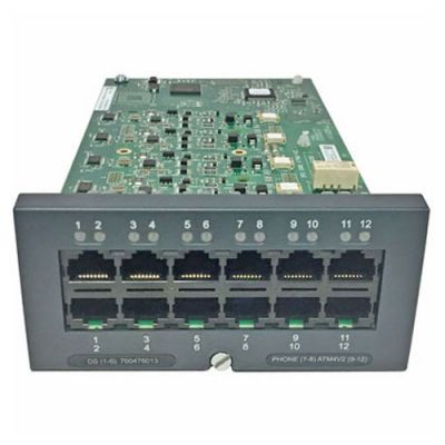 Avaya IP500 V2 Combo Card with 4-Analog Trunks (700476013) (Refurbished)