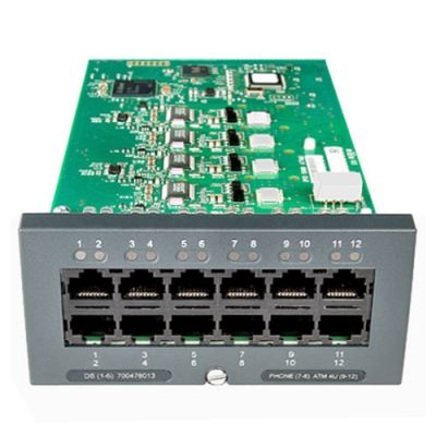 Avaya IP500 Combination Card with 2-BRI Trunks (700476021) (Refurbished)