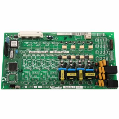 NEC DS2000 - 4 Port Analog Trunk Card (DX7NA-4ATRU) (80010) (Refurbished)