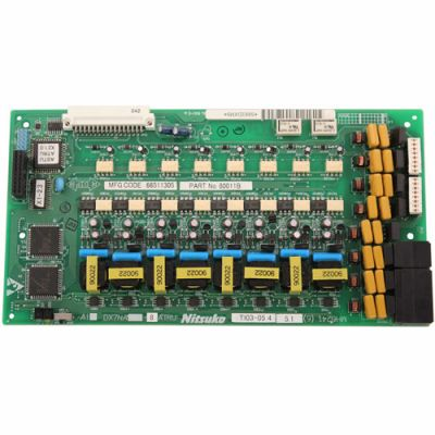 NEC DS2000 8-Port Analog Trunk Card (DX7NA-8ATRU) (80011) (Refurbished)