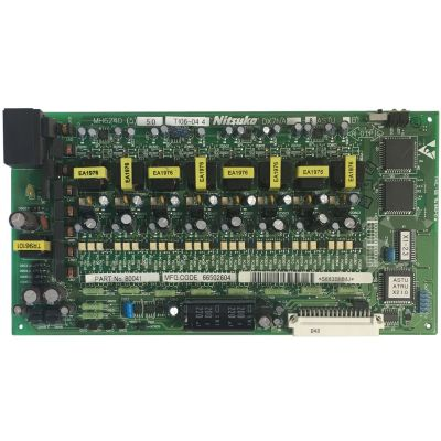 NEC DS2000 8-Port Analog Station Card (DX7NA-8STU) (80041) (Refurbished)