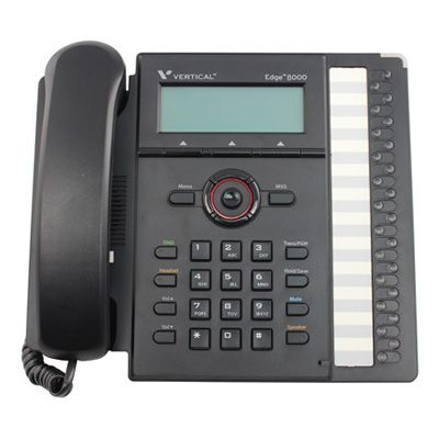 Vertical Edge 8000 24-Button IP Telephone (8024-00) (Refurbished)