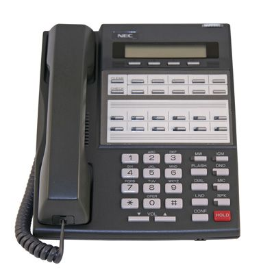 NEC 80573 Telephone with 22-Buttons & Display (Refurbished)