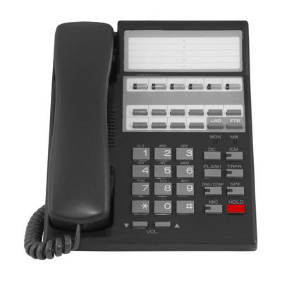 Nitsuko Portrait 82460 Phone with 16-Buttons Standard (Non-Display) (Refurbished)