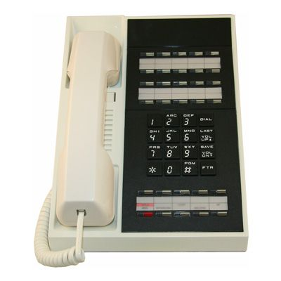 Nitsuko 88261 Telephone, 30-Buttons, Speakerphone (Refurbished)