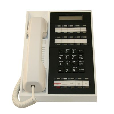 Nitsuko 88263 Telephone, 30-Buttons, Speakerphone, Display (Refurbished)