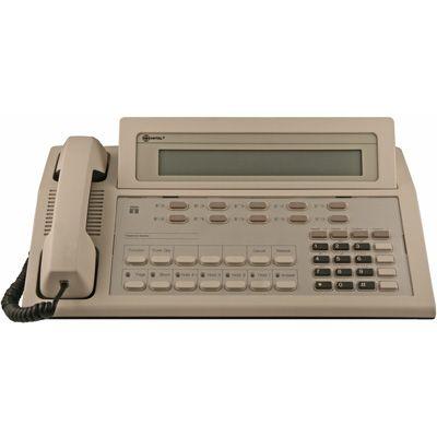 Mitel # 9108-007-001 SX200 LCD Console - Beige (Refurbished)