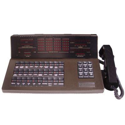 Mitel  # 9110-107-000 SX100/200 Console - Brown (Refurbished)
