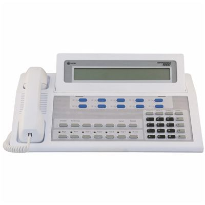 Mitel # 9189-000-016 Superconsole 1000 - White (Refurbished)
