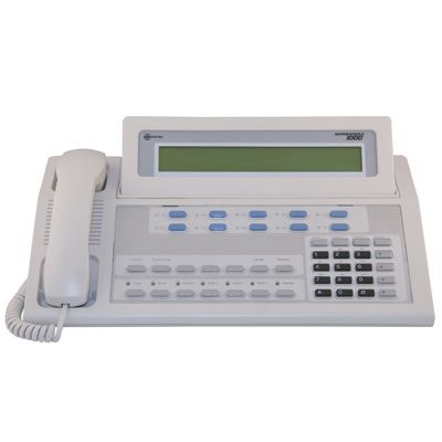 Mitel # 9189-000-400 Superconsole 1000 - Light Gray - Backlit LCD (Refurbished)