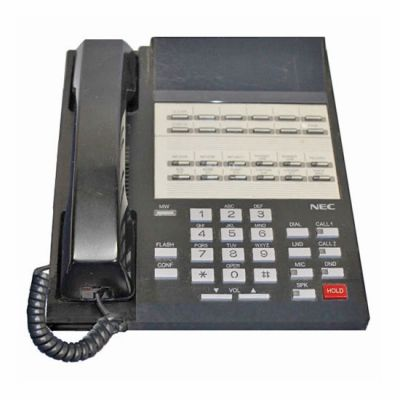 NEC/Nitsuko i-Series 92750 Phone with 22 Buttons, Non-Display (Refurbished)