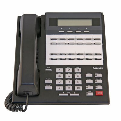 NEC/Nitsuko i-Series 92753 Telephone with 22 Buttons, Display (Refurbished)