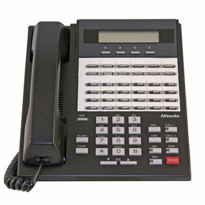 NEC/Nitsuko i-Series 92783 Telephone with 34 Buttons, Display (Refurbished)