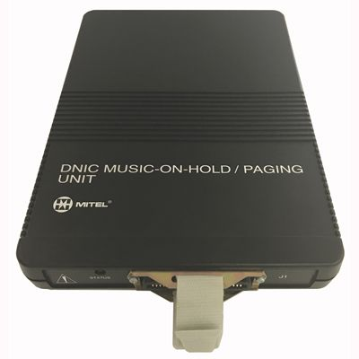 Mitel 9401-000-024 Music on Hold / Paging Unit (DNIC) (Refurbished)