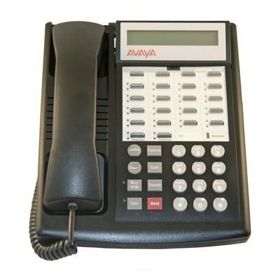Avaya Partner 18D Phone with 18 Buttons & Display - Type 1 (Refurbished)