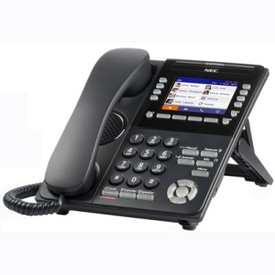 NEC DT920 IP Self-Labeling Phone (BE118969)