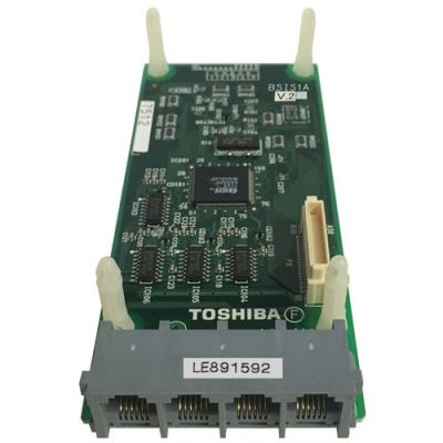 Toshiba 4-Port Serial I/O Interface Card (BSIS1A)