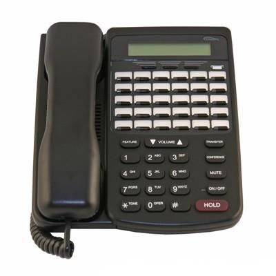 Comdial 7260-00 Telephone, 30-Buttons, LCD Display (Refurbished)