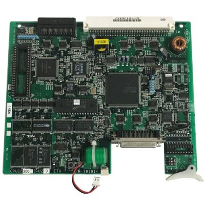NEC Electra Elite IPK CPUI(200)-U20 CPU Card (Refurbished)