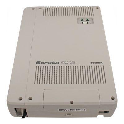 Toshiba Strata DK16 KSU (4x8) (DKSUB16) (Refurbished)
