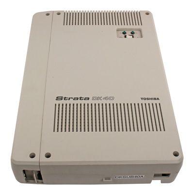 Toshiba DK40 Base KSU with Power Supply (4x8) (DKSUB40) (Refurbished)