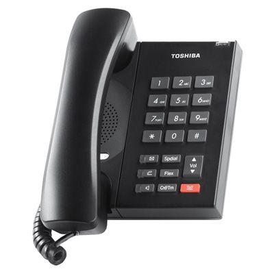 Toshiba DP5008 Telephone, Single Line (Refurbished)