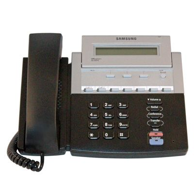 Samsung DS-5007S Phone, 7-Button, Speakerphone & Display (Refurbished)