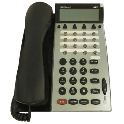 NEC DTP-16D-1 Telephone, 16-Buttons, Display (590041) (Refurbished)