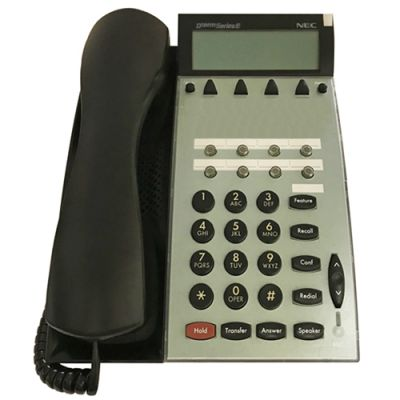 NEC DTP-8D-1 Telephone with 8-Buttons, Display (Refurbished)