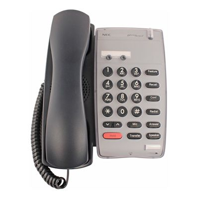 NEC DTR-2DT 2-Line Telephone (780030/32) (Refurbished)