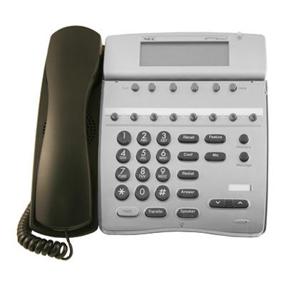 NEC DTR-8D-1 Telephone with 8-Buttons, Display (Refurbished)
