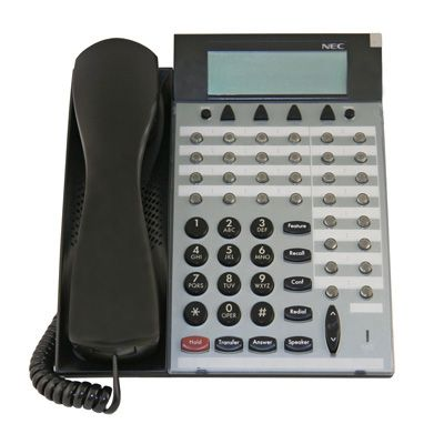 NEC DTU-32D-1 Telephone with 32-Buttons, Display (Refurbished)