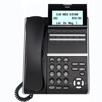 NEC DTZ-12D DTE430 Digital Phone, 12-Buttons, Display