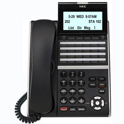 NEC DTZ-24D DTE430 Digital Phone, 24-Buttons, Display