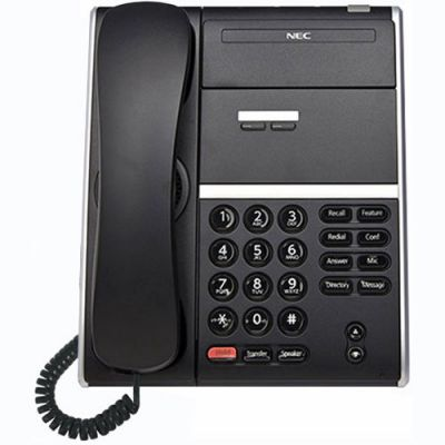 NEC DTZ-2E DT410 Digital Phone, 2-Buttons, Non-Display