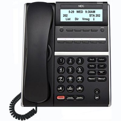 NEC DTZ-6DE DT410 Digital Phones, 6-Button, Display