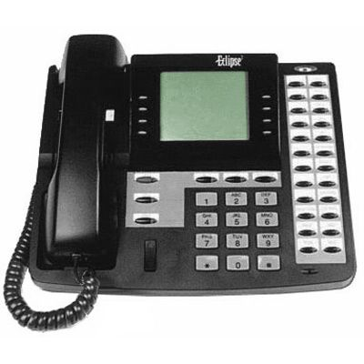 Inter-Tel Eclipse 560.4300 Telephone with 24-Buttons, 6-Line Display & Speakerphone (Refurbished)
