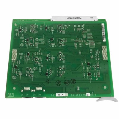 NEC Electra Elite IPK ESIB(8)-U20 with ESIE(8)-U20 16-Port Electronic Interface Card (Refurbished)