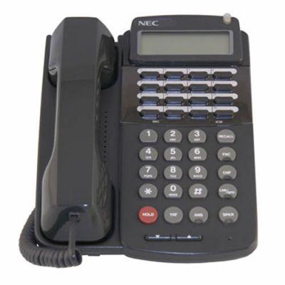 NEC ETW-16DC-2 Telephone - Black, Display, Speakerphone (730210)