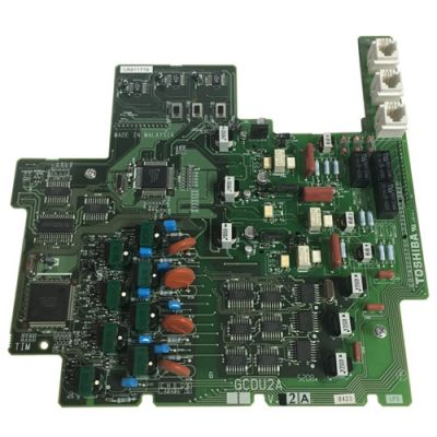 Toshiba CIX40 3X8 Digital Expansion Card (GCDU2A)