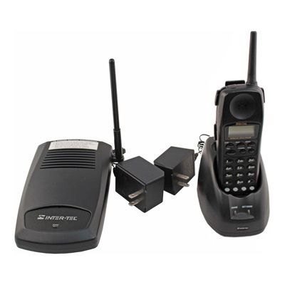 Inter-Tel INT2000 Cordless Telephone (Refurbished)