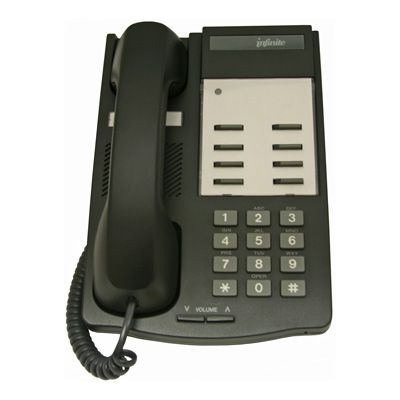 Vodavi Infinite IN9011 Basic Telephone with 8 Buttons, Non-Display, Speakerphone (Refurbished)