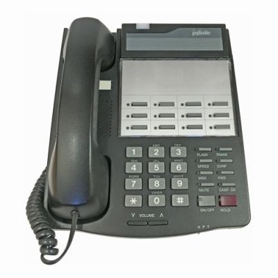 Vodavi Infinite IN9012 Telephone with 12 Buttons, Non-Display, Speakerphone (Refurbished)