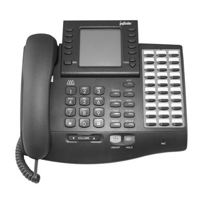 Vodavi Infinite IN9016 Telephone with 30 Buttons, Display, Speakerphone (Refurbished)