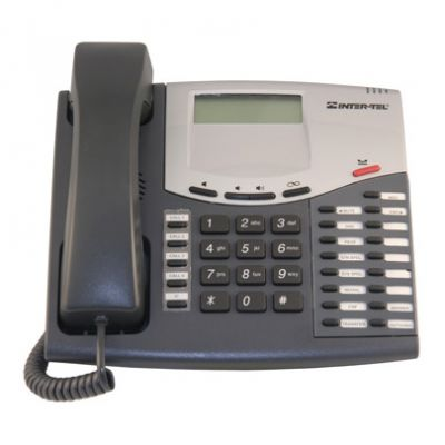 Inter-Tel Axxess 550.8520 Display Telephone (Refurbished)