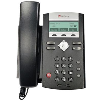 Polycom SoundPoint IP 321 Phone (2200-12360-025)