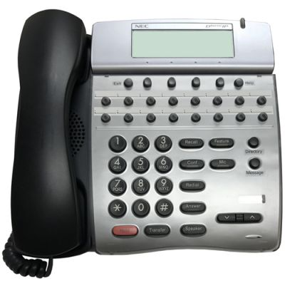 NEC ITR-16D-2 IP Phone w/16-Buttons & Display (680016) (Refurbished)