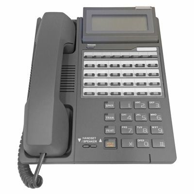 Iwatsu ADIX IX-24KTD-2 Digital Telephone with 24-Btns, Display (Refurbished)